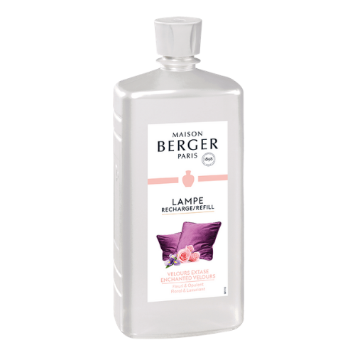 Lampe Berger Velours Extase 500ml