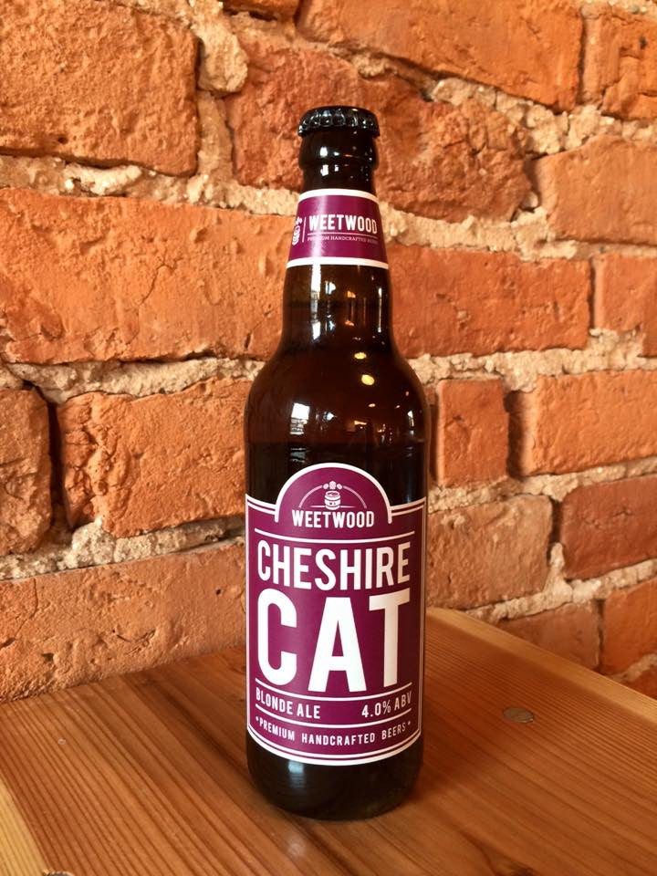 Weetwood Cheshire Cat 500ml Bottle
