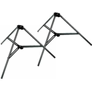 Manfrotto 032BASEBSET Free Standing Bases for Auto-Poles Set of 2 Blac