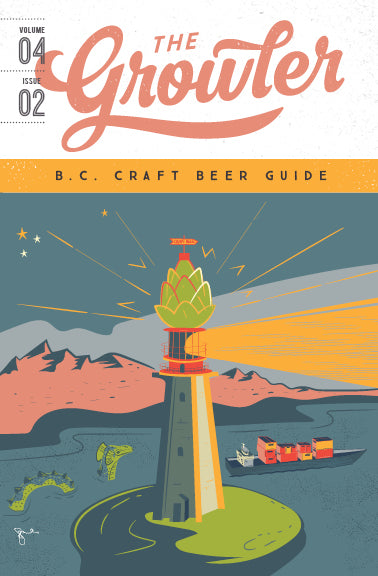 The Growler B.C. Volume 4, Issue 2 (Summer 2018)