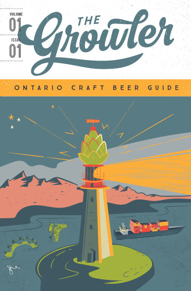 SOLD OUT: The Growler Ontario Volume 1, Issue 1 (Summer 2018)