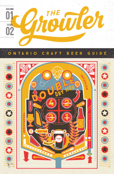 The Growler Ontario Volume 1, Issue 2 (Fall 2018)