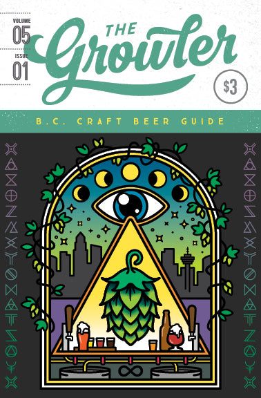 The Growler B.C. Volume 5, Issue 1 (Spring 2019)