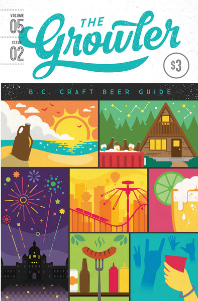 The Growler B.C. Volume 5, Issue 2 (Summer 2019)