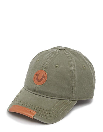 True Religion Men's Elevated Core Baseball Cap-TR2435