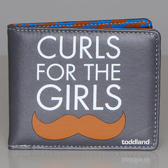 curls for the girls wallet