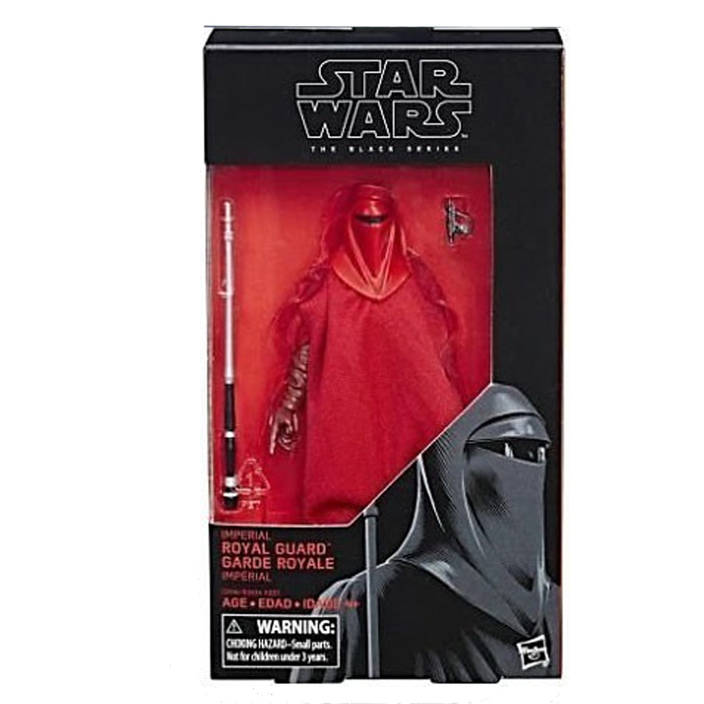 "6"" Star Wars Black Series - Wave 11 - Imperial Guard"