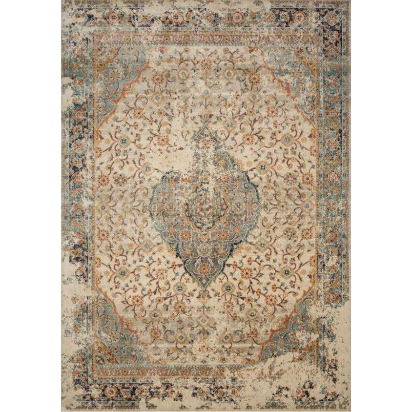 Joanna Gaines Evie Rug Collection - Sand/Multi