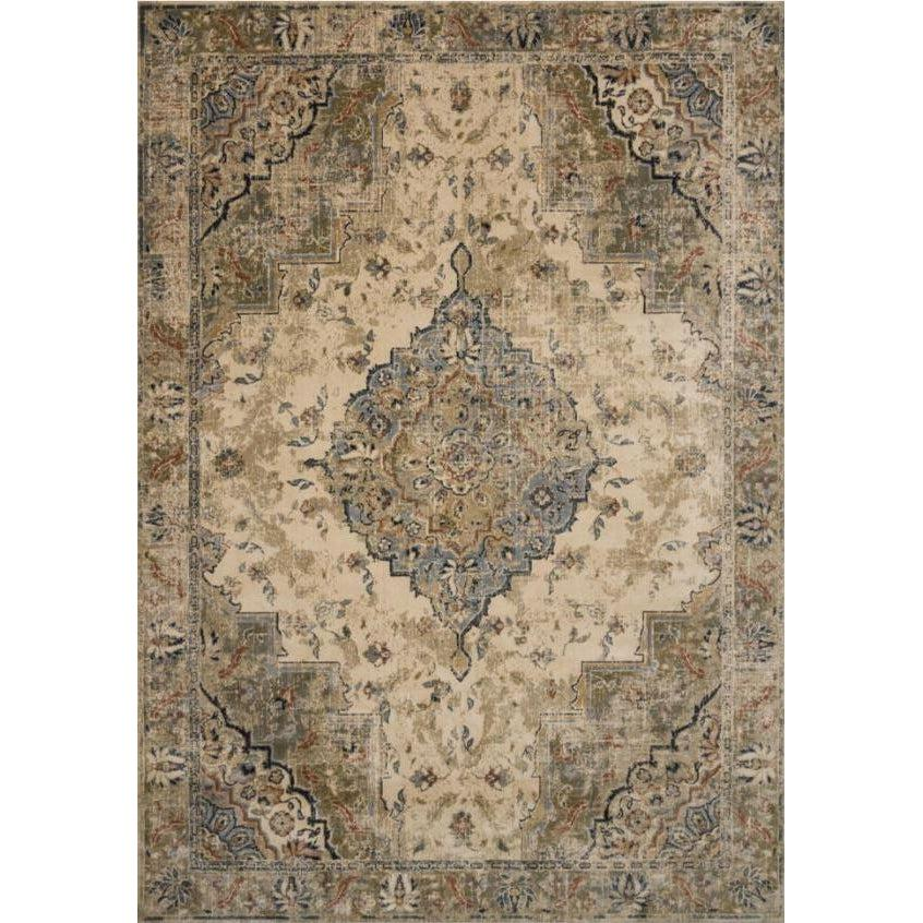 Joanna Gaines Evie Rug Collection - Sand/Sage