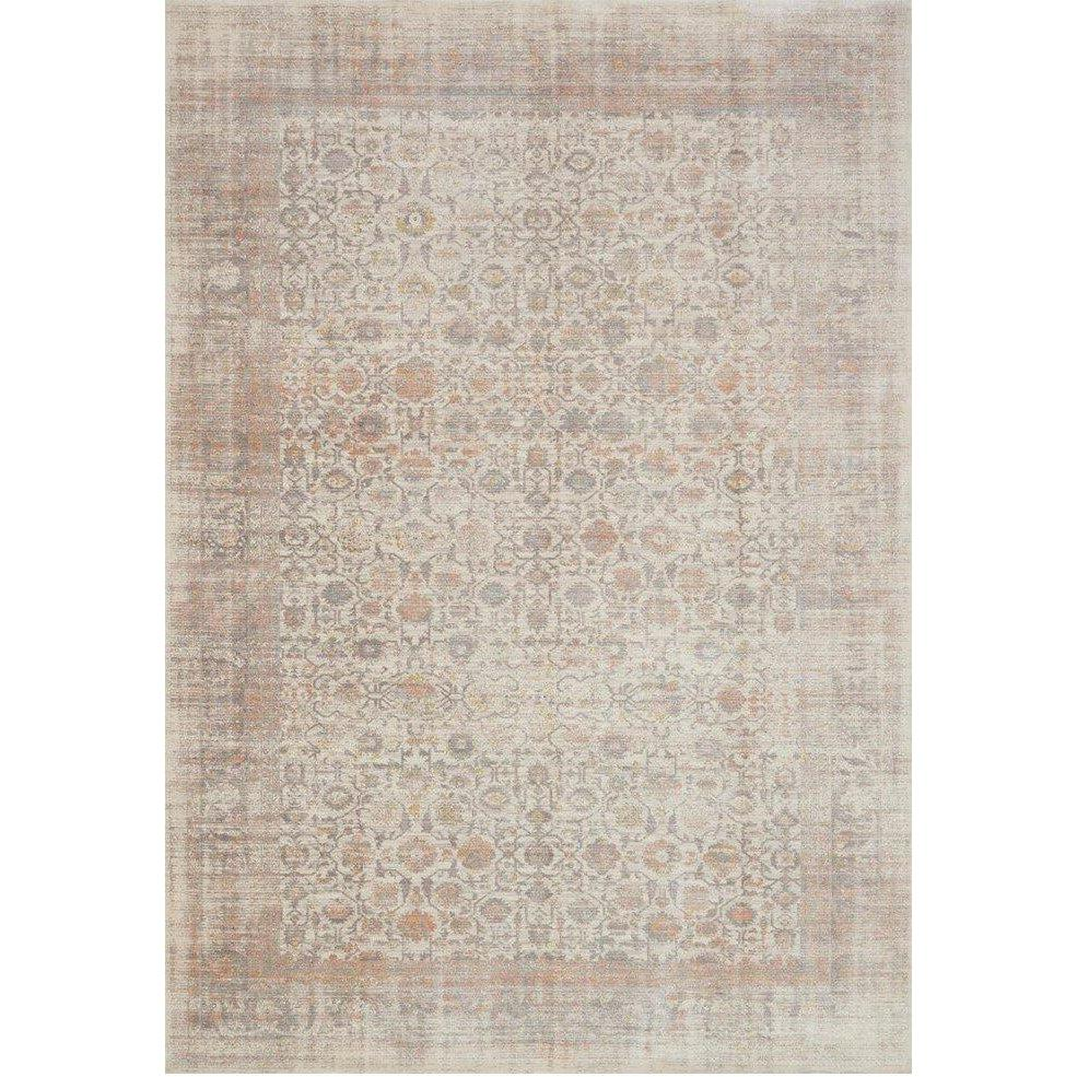 Joanna Gaines Magnolia Home Rug - Ella Rose Collection - Bone / Multi