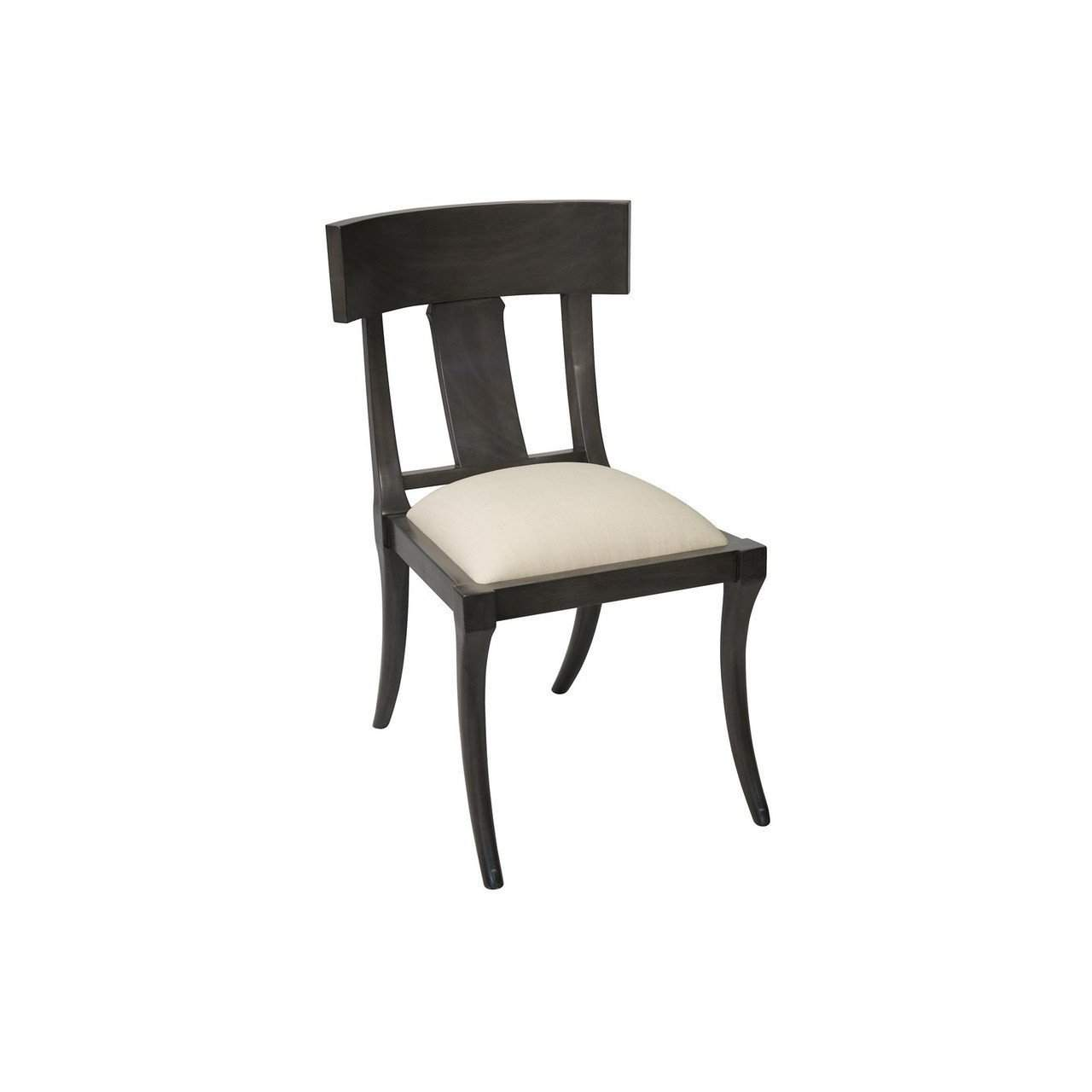 Noir Athena Side Chair