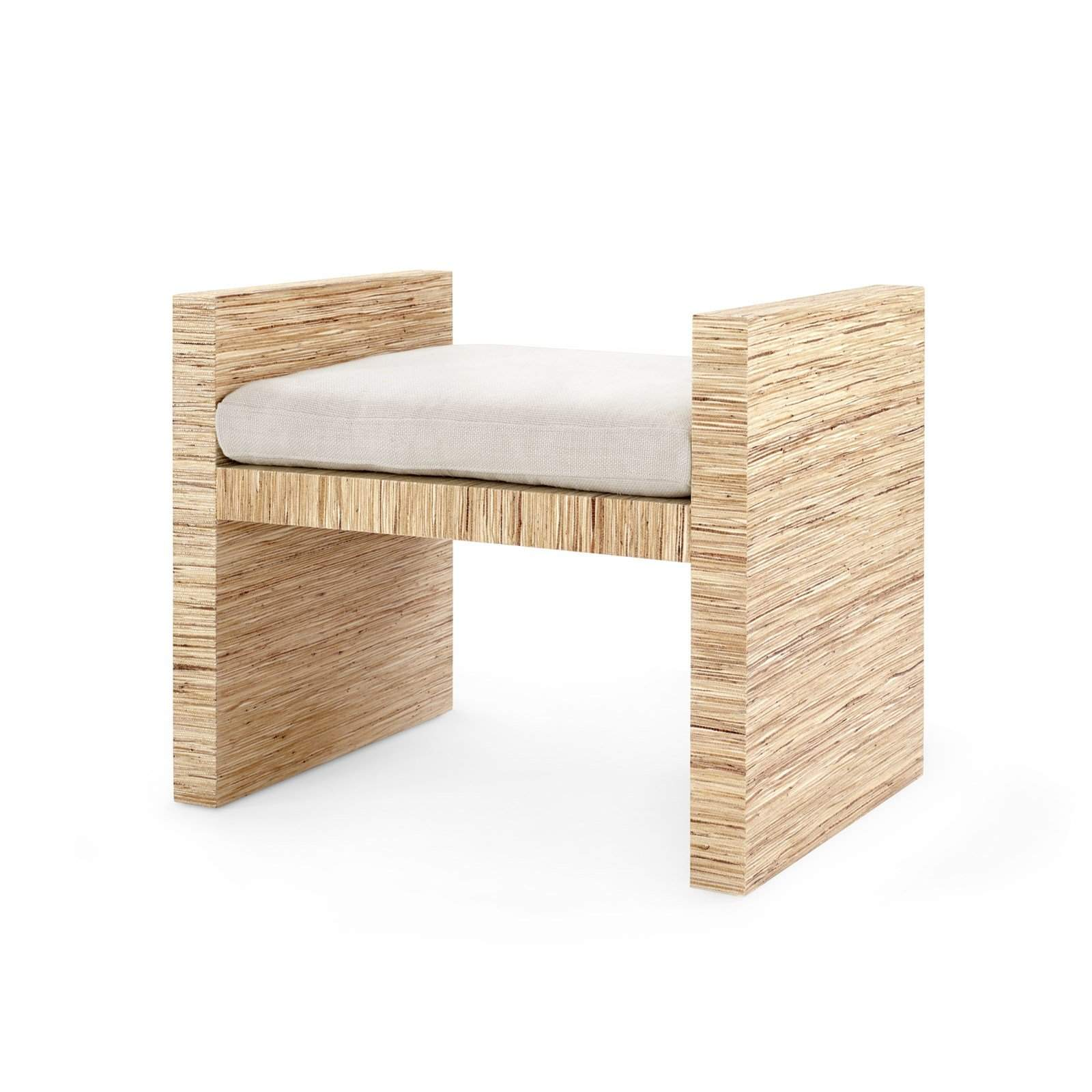 Bungalow 5 - H-BENCH in NATURAL