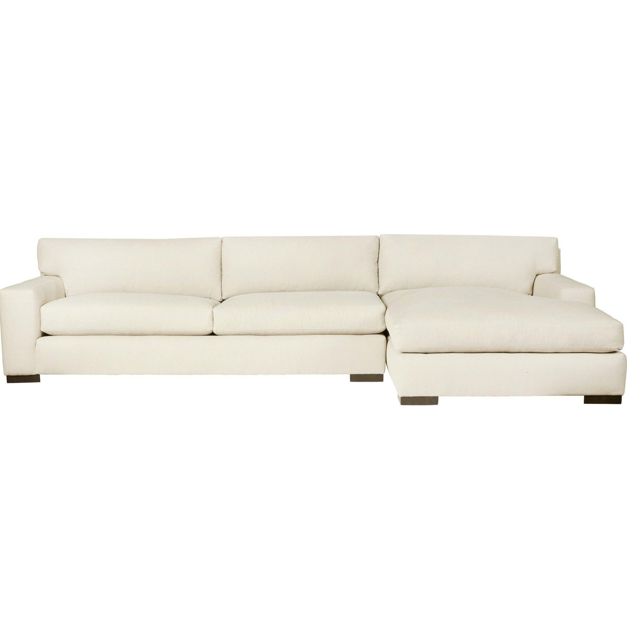 Cisco Brothers Loft 2 Piece Sectional Essentials Collection