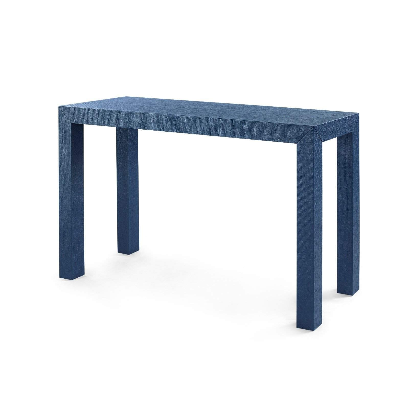 Bungalow 5 - PARSONS CONSOLE TABLE in NAVY BLUE