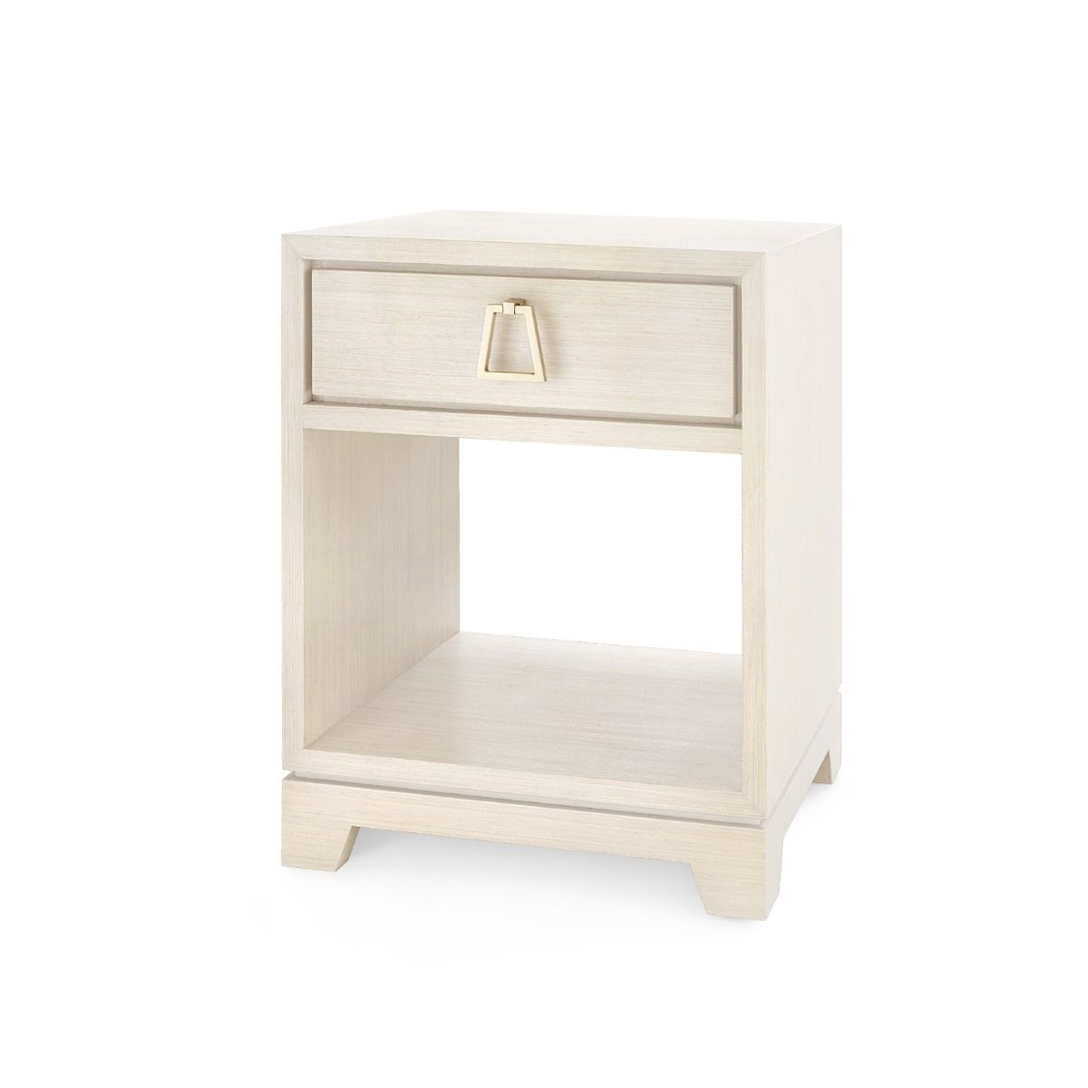 Bungalow 5 - Stanford 1-Drawer Side Table - Blanched Oak