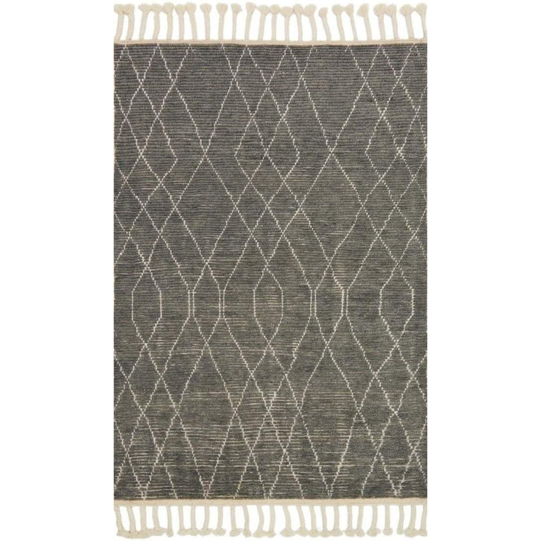 Joanna Gaines Of Magnolia Home Tulum Rug Collection - Grey / Ivory