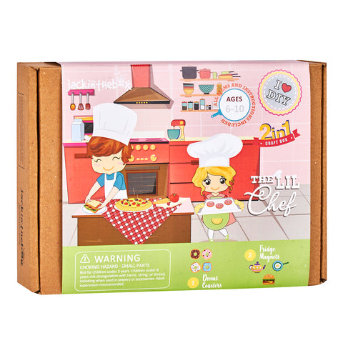 The Lil Chef 2 in 1
