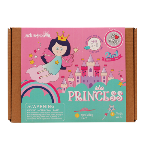 Princess: 2-in-1