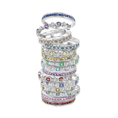 Mixable & Stackable Rings