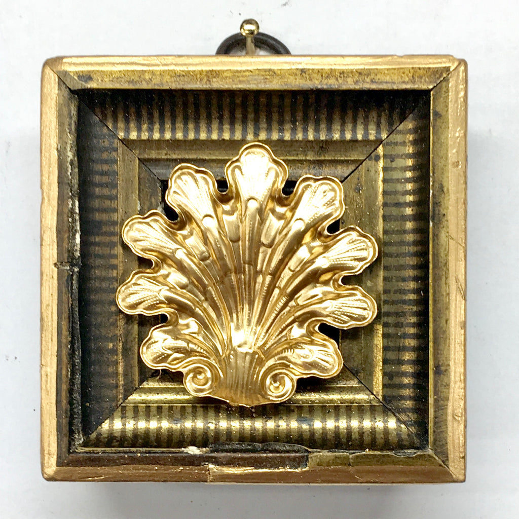 Gilt Frame with Shell (2.75