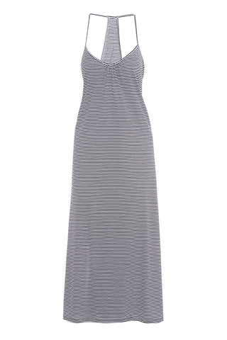 Eberjey Cotton Stripes Racerback Maxi