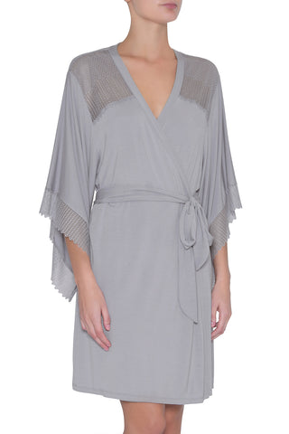 Eberjey's Phoebe Kimono Robe at Knickers and Pearls Boutique