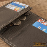 Amish Women's Wallet Leather