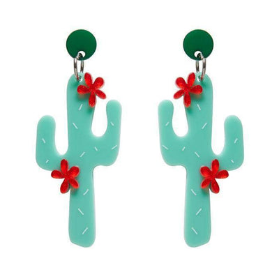 Prickly Pair Earrings