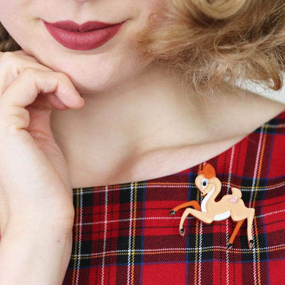 Little Lockhart Brooch