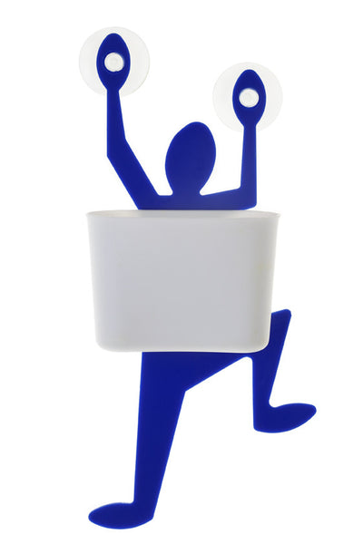 Climbing Soap Holder - Blue