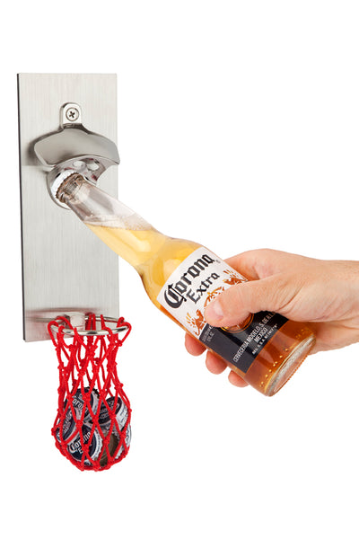 Basketbeer™ | by IOCO | with Stainless Steel Backboard