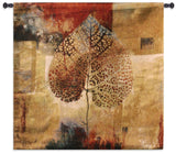 Autumn Abstract Art Tapestry Wall Hanging