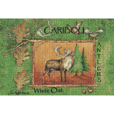 Caribou Art Tapestry Placemat, Set of 4