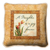 Daughters Forever Pillow