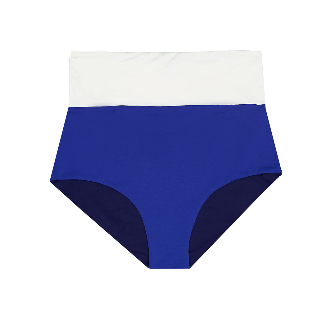"SURFSHORTS ""navy-blue-white"""