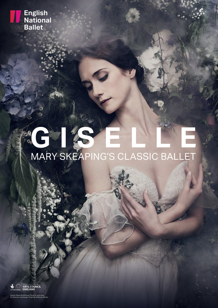Detail of Mary Skeaping's Giselle by English National Ballet