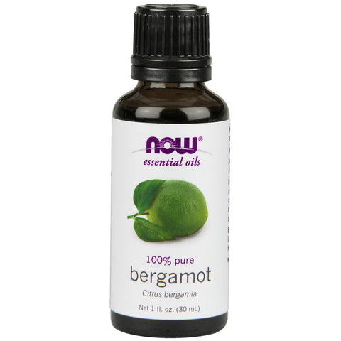 Bergamot Essential Oil by NOW