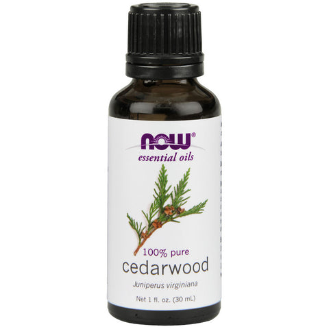 Cedarwood Essential Oil by NOW