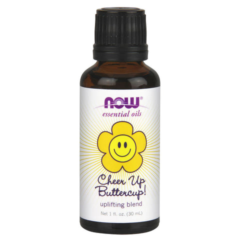 Cheer Up Buttercup Essential Oil by NOW