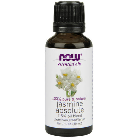 Jasmine Absolute Essential Oil by NOW
