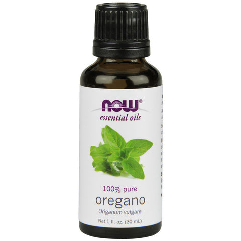 Oregano Essential Oil by NOW