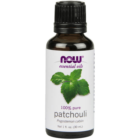 Patchouli Essential Oil by NOW