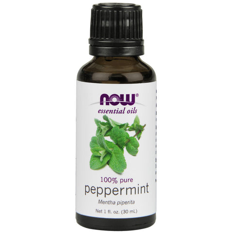 Peppermint Essential Oil by NOW