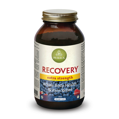 Recovery Extra Strength by Purica (360 Capsules)