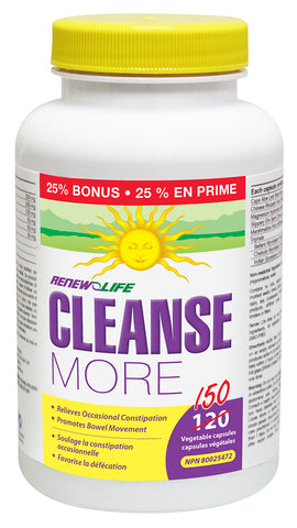 Cleanse More by Renew Life