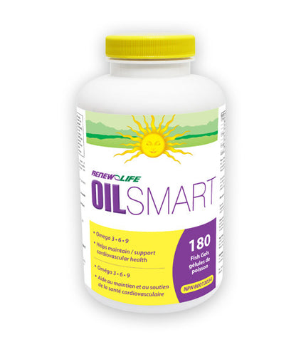 Oil Smart by Renew Life