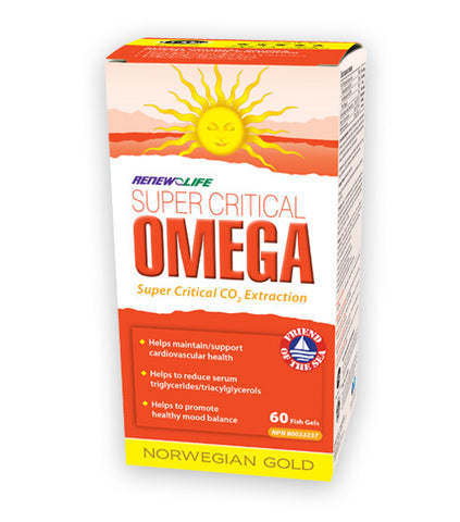 Super Critical Omega by Renew Life