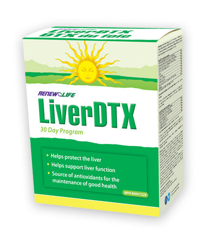 Liver DTX by Renew Life
