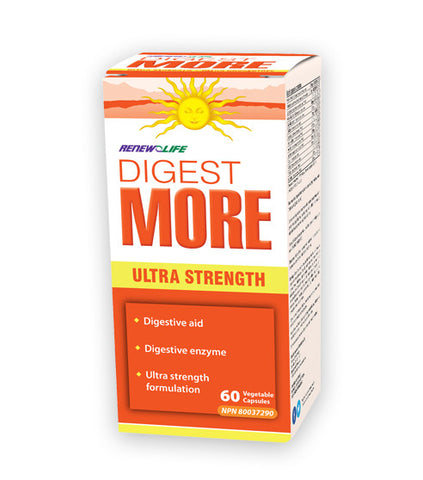 Digest MORE Ultra Strength by Renew Life