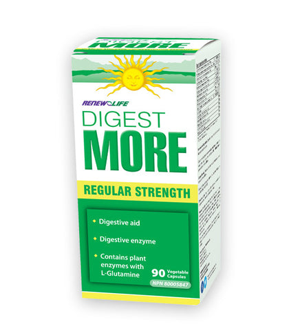 Digest MORE Regular Strength by Renew Life